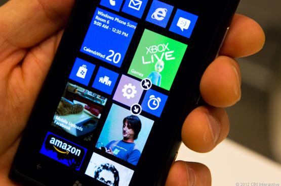 Windows Phone 8 станет использовать программное ядро OS Windows 8