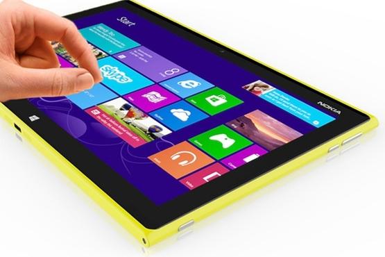 Nokia Sirius – новый планшет на Windows RT