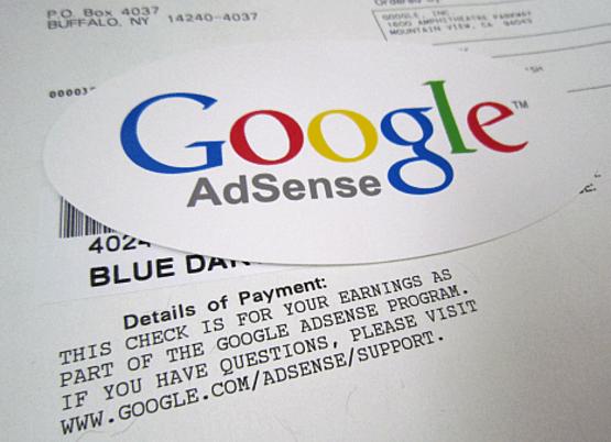 Возросли доходы Гугл от контекстной рекламы