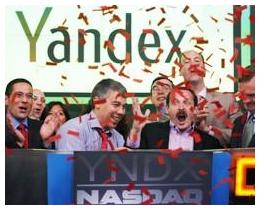 Яндекс покорил Nasdaq