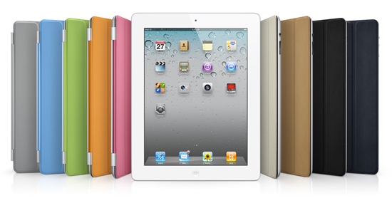 Старт продаж Apple iPad 2 в России и Украине