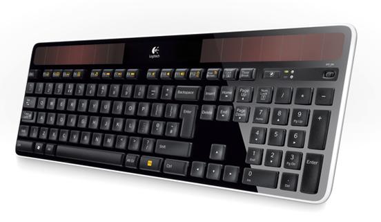 клавиатура без проводов и батареек