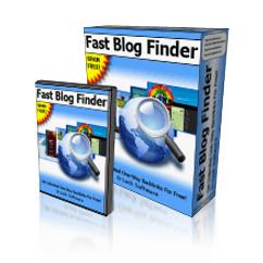 FastBlogFinder - автоматический поиск dofollow блогов