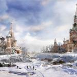 Ядерная зима в Москве