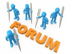Наполнение форума
