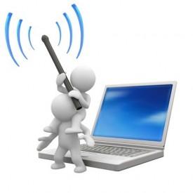 Wi-Fi – быстрый способ создать комфортное рабочее пространство.