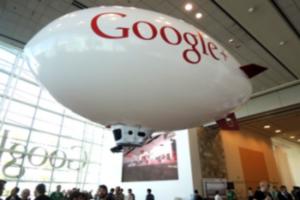 Гугл обеспечит доступ к Сети посредством шаров