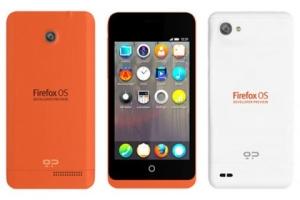 Geeksphone обновят до Firefox OS 11
