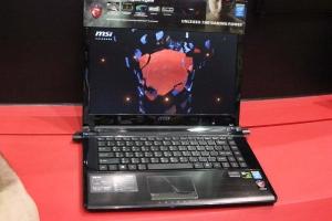 iRU представила геймерские ноутбуки