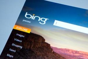 Современный интерфейс Bing News