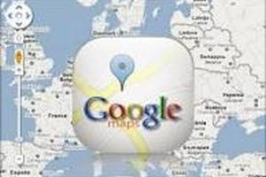 Google Maps станет отображаться по-новому