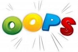 Типичные ошибки при продвижении сайтов