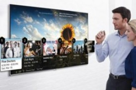 Телевизоры подчиняются пальцам
