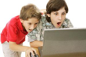 Интернет, куда взрослым вход воспрещён
