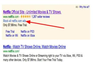 google-adwords-block-result